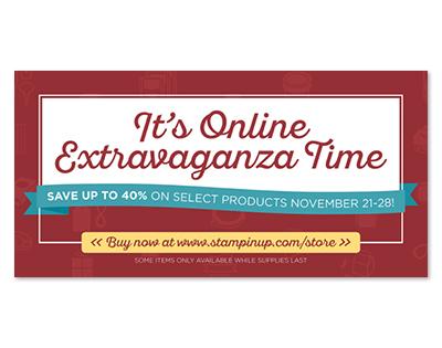 2016 Online Extravaganza
