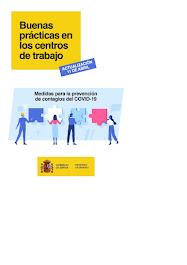 Buenas prácticas en los centros de trabajo - ACTUALIZACIÓN 11 DE ABRIL