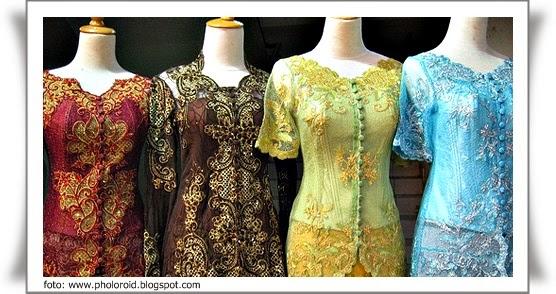 Foto Model Baju Kebaya Lengan Pendek