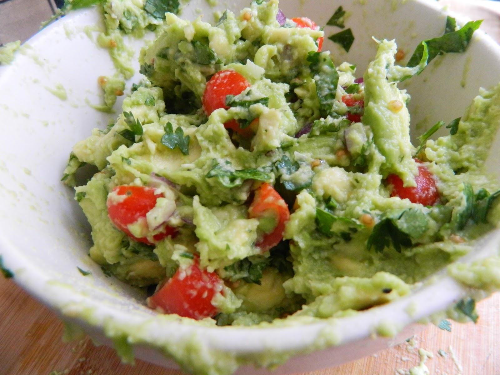 Simple Chunky Guacamole Recipe Ourldnlife A London