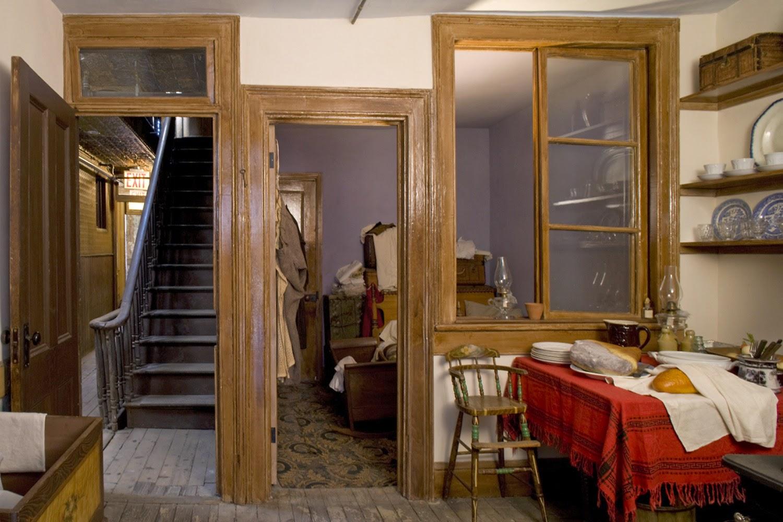 Tenement Museum - o museu da imigração em Nova York
