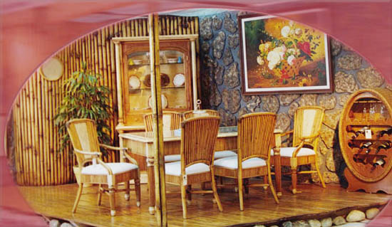 Cebu 39 s rattan furniture maker proudly philippine made Home furniture philippines online