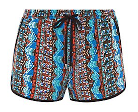 New Look Aztec Print Shorts