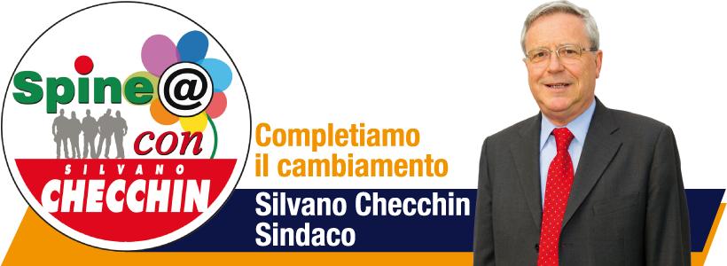 Spine@ con Silvano Checchin