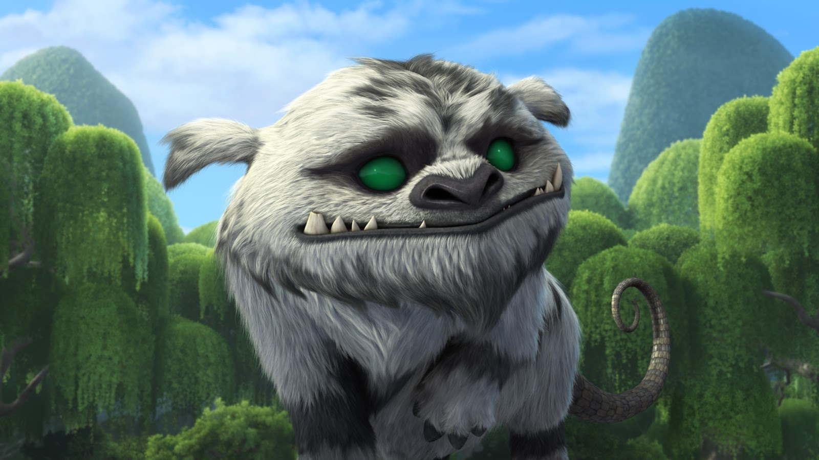 "Disneytoon Studios returns to Pixie Hollow with the heartwarming adventure ""Legend of the NeverBeast."""
