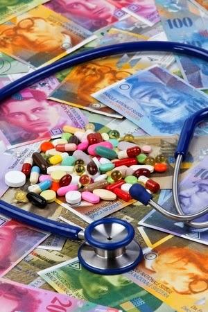 Krankenkassenpraemien steigen 2015 massiv - Maklerzentrum Schweiz AG