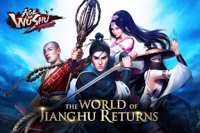 Download Age of Wushu Dynasty v1.4 Mod Apk (Unlimited Mana)
