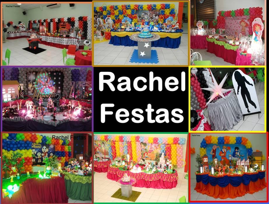 Rachel  Festas Infantis em Campos dos Goytacazes