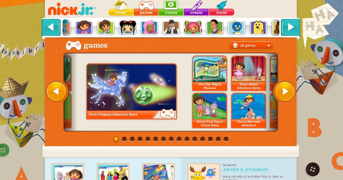 nickjr com preschool games proinfo p 233 rola site nick jr 973