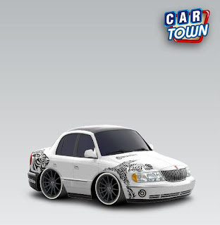 Continental Acura on Lincoln Continental 2002   Tribal   Cartown Templates And Skins At