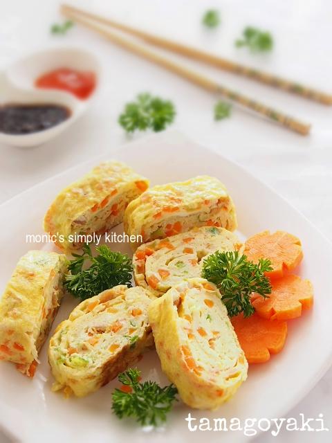 resep tamagoyaki telur dadar gulung