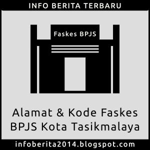 Kode Faskes BPJS Kota Tasikmalaya