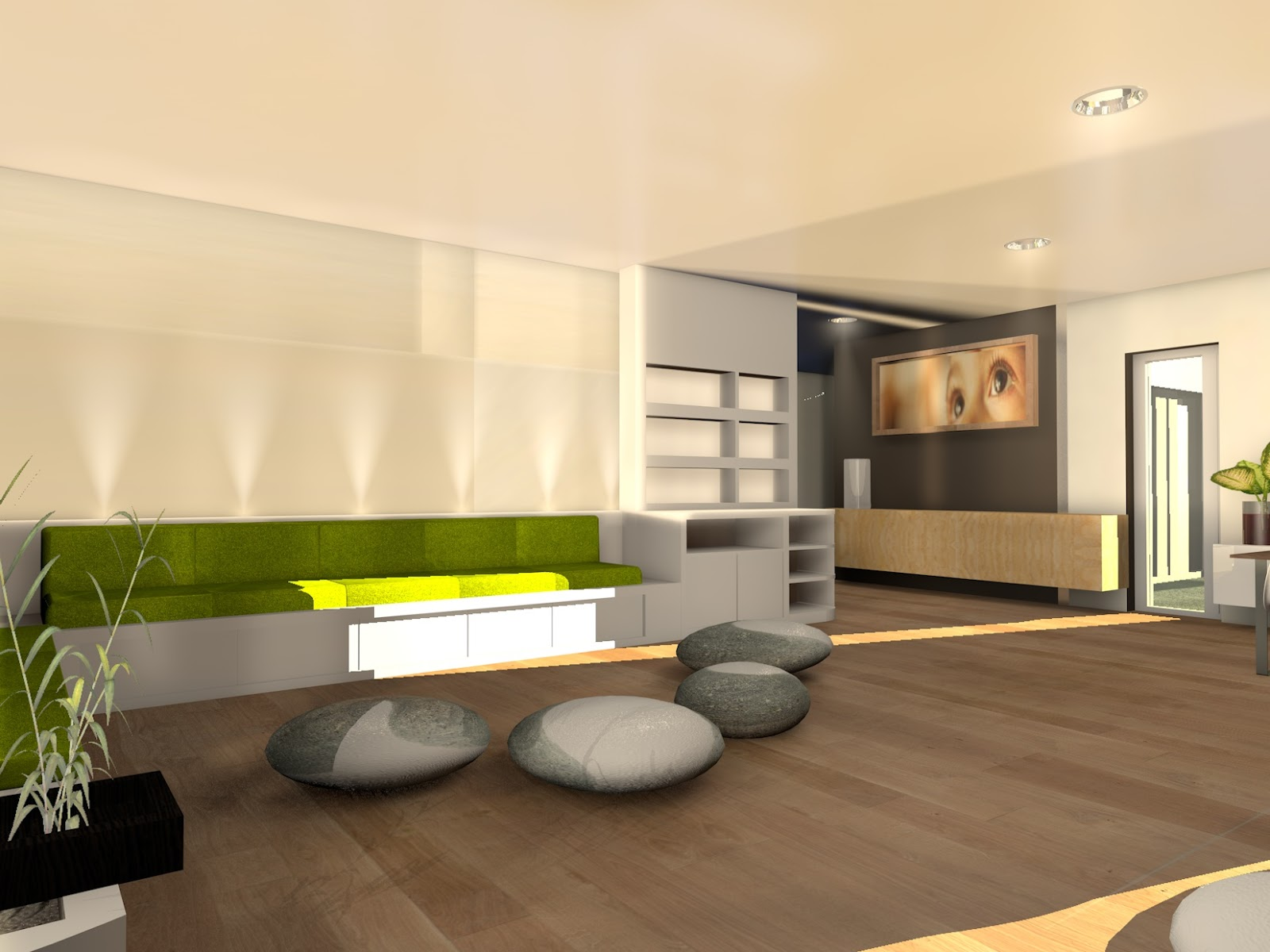 Blog archi d co design maison zen pr s de ch teauroux for Deco design maison