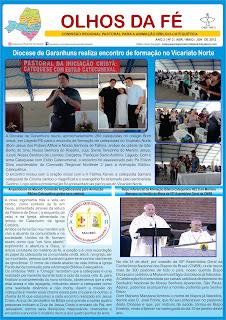 Informativo da Comissão Regional NE 2 de Animação Bíblico-Catequética