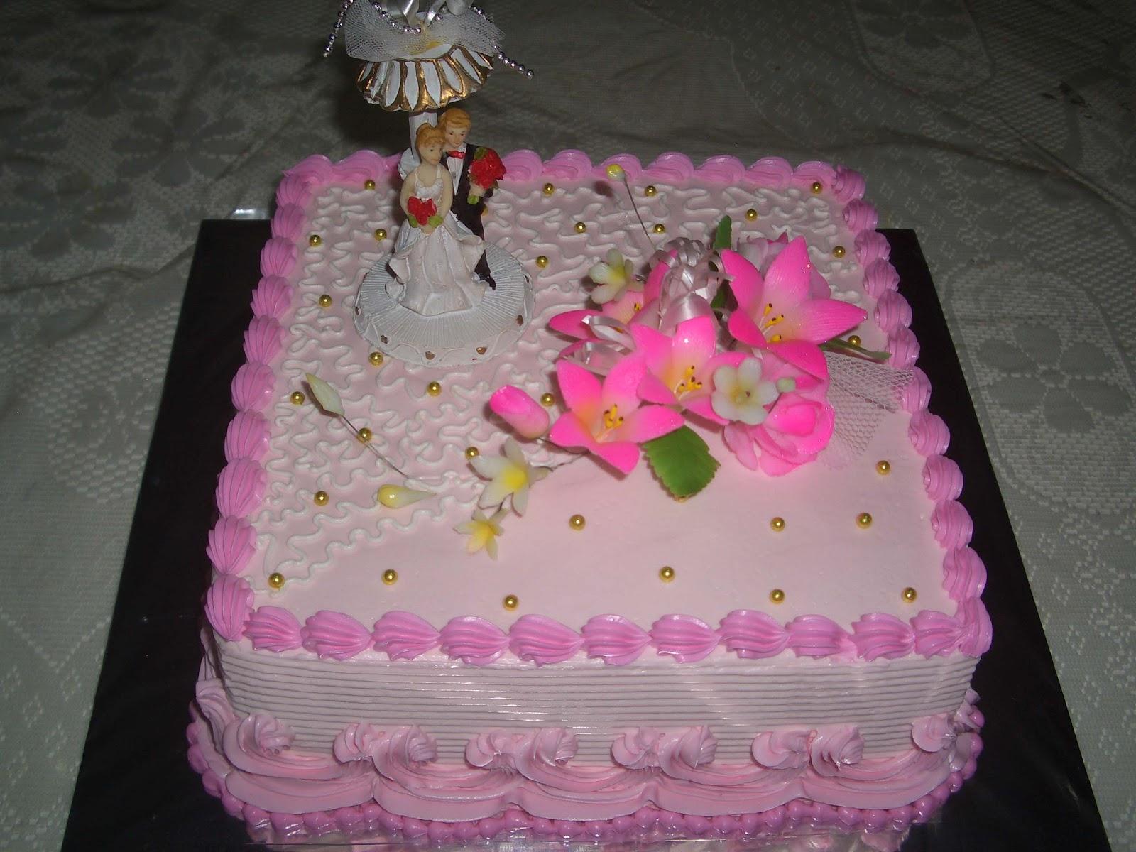 Kue Tart Pengantin Cake Ideas and Designs