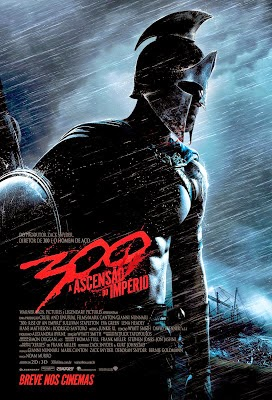 Filme 300 A Ascensão do Império Dublado AVI BDRip