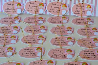 spa birthday invitations party_tags