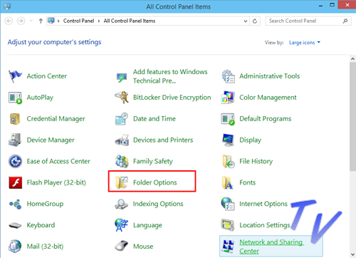 Cara Menampilkan File Tersembunyi (Show Hide) Pada Windows 10