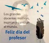Día del Profesor...