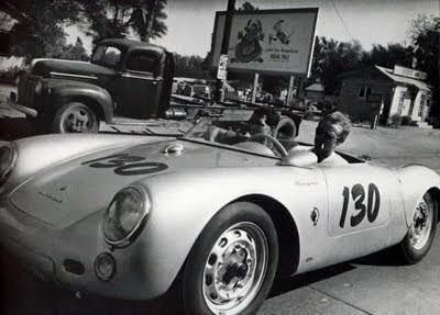 Porsche, 550, James Dean, Little Bastard