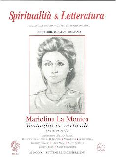 """Recuperi/20 - AA.VV., """"Mariolina La Monica"""", Spiritualità & Letteratura, n. 62"""