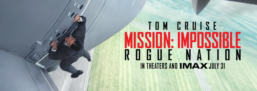 Mission: Impossible – Rogue Nation - First Look