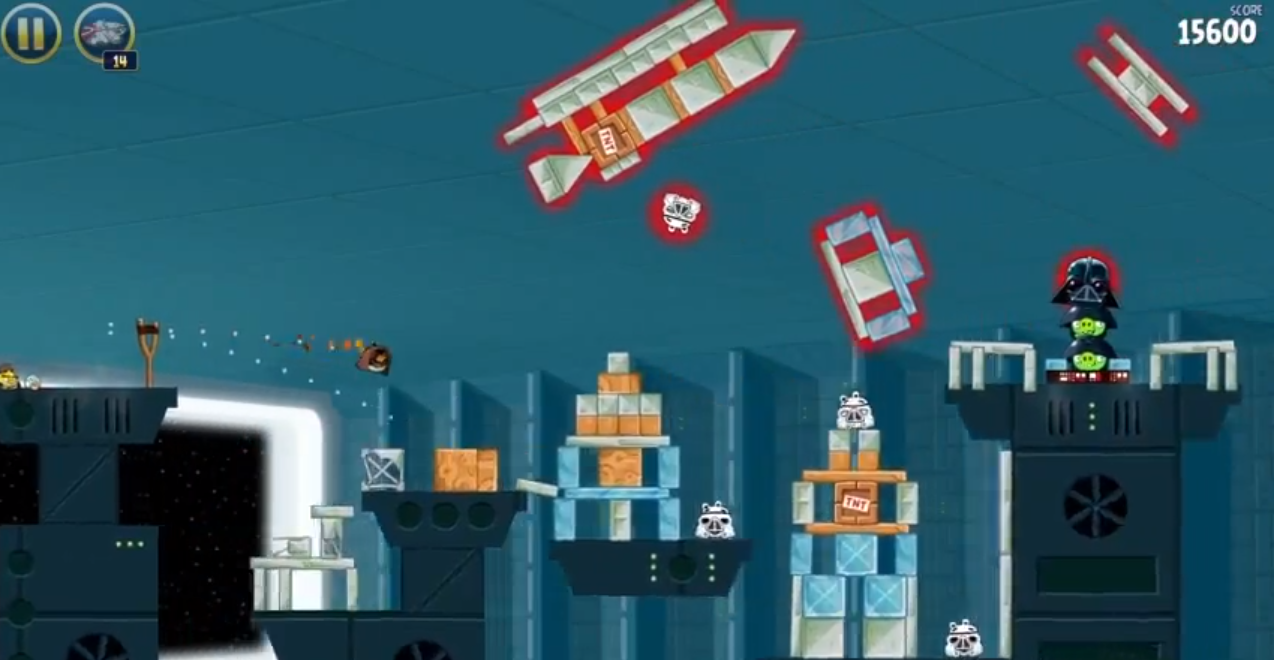Angry Birds Star Wars 1.1.2