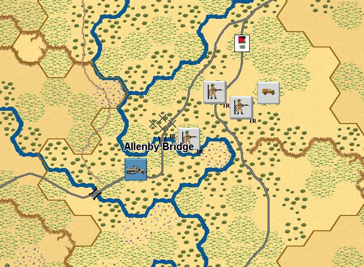 Бой за мост через реку Иордан 1968