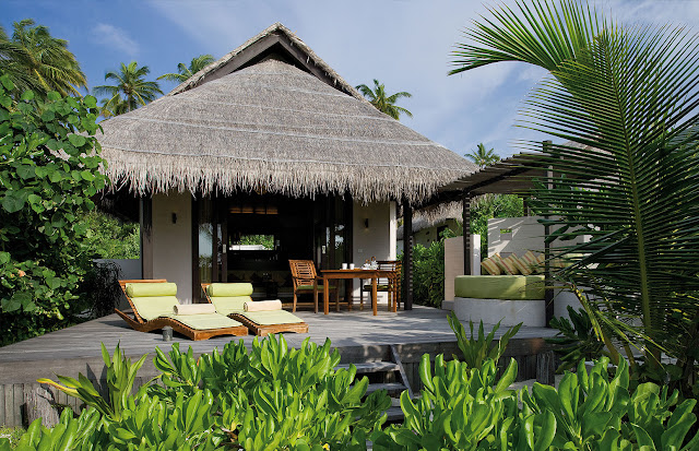 Coco Prive, An Exlusive Environtment in Maldives - Inspiring Modern Home