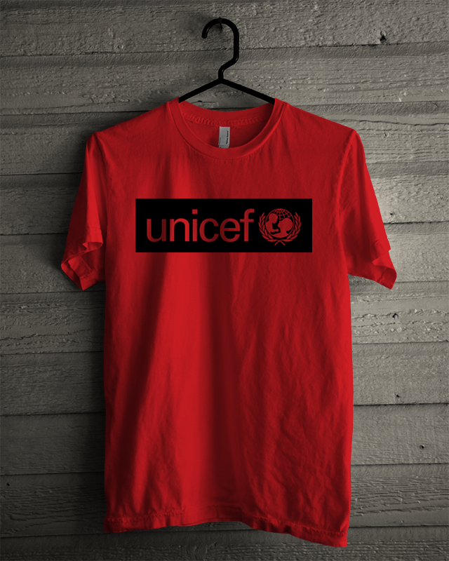 Kaos Distro UNICEF Logo
