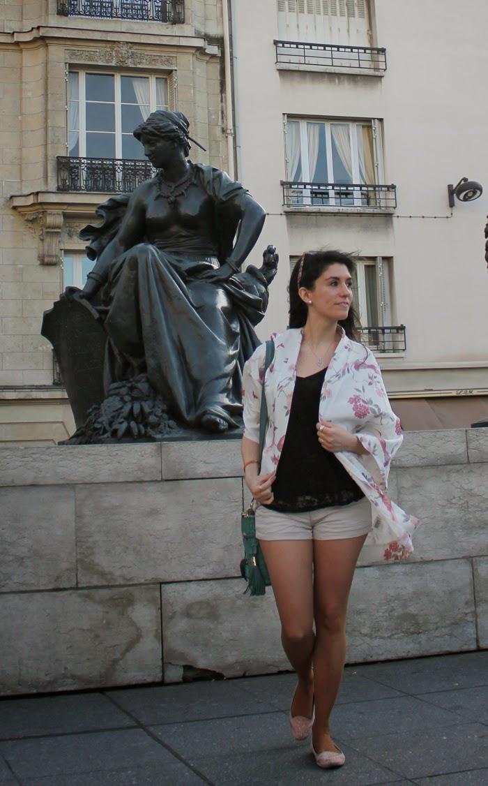 diana dazzling, fashion blog, fashion blogger, Paris, musee d'orsay, van gogh, artaud