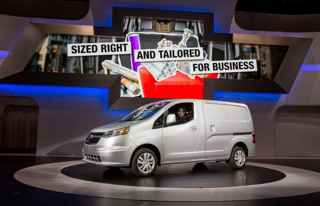 2015 Chevrolet City Express Pricing
