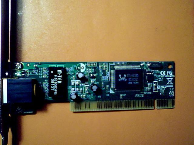драйвер сетевой карты rtl8139d windows xp скачать
