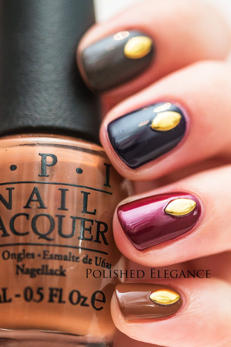 OPI Nordic Collection - Skating On Thin Ice-Land, How Great Is Your Dane?, Viking, In A Vinter Vonderland, Thank Glogg It's Friday!, Ice-Bergers & Fries