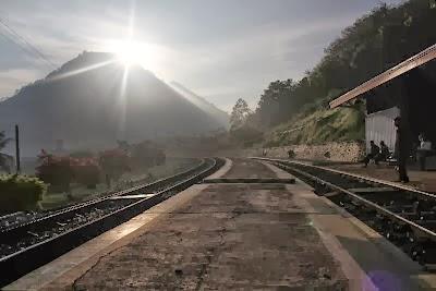 Stasiun Lebak Jero ~Ane Aldi