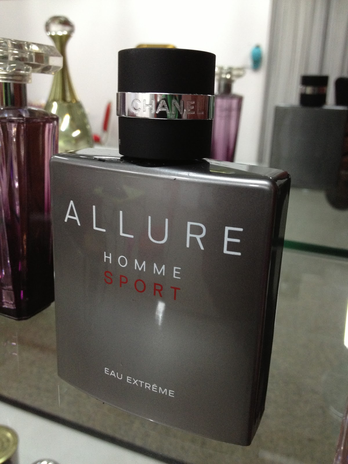 strictly for perfume lover  Allure Homme Sport Eau Extreme for men edisi  2012 a167e8a89a