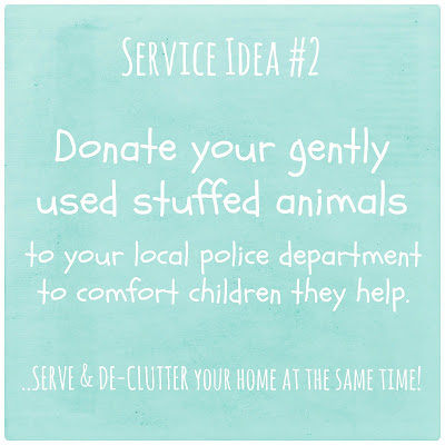 Donate your gently used stuffed animals
