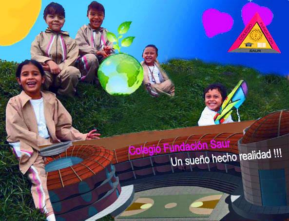 Proyecto nueva sede Colegio Fundación Saur en Bogotá