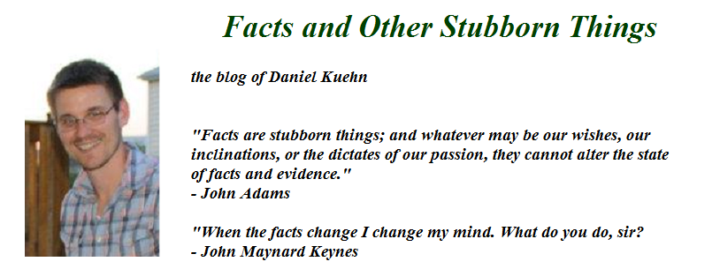 Facts & other stubborn things