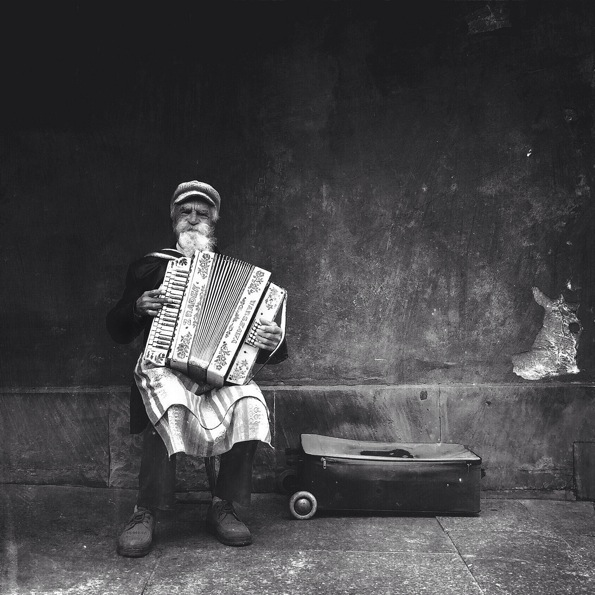 Sounds of the old town © Michal Koralewski