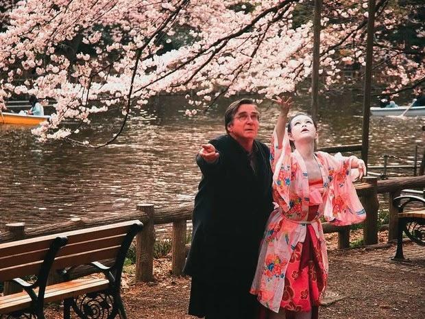 """Sessão exibe o filme """"Hanami - Cerejeiras em Flor"""" (Foto: Divulgação)"""