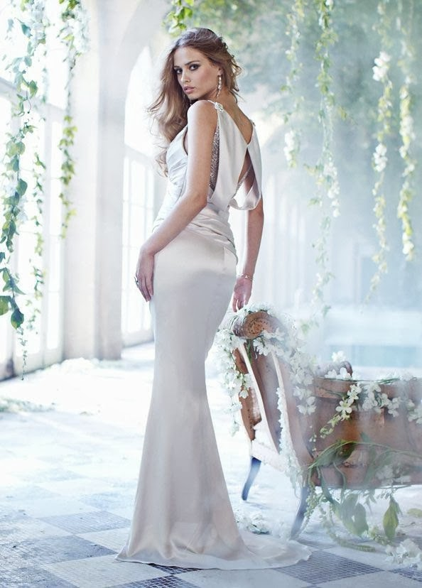 Alvina Valenta Fall 2013 Bridal Collection