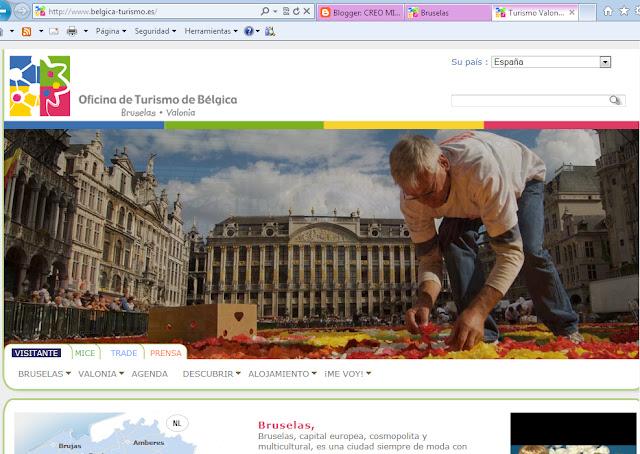 Creo mi viaje el blog para que viajes seg n tus for Oficina de turismo barcelona