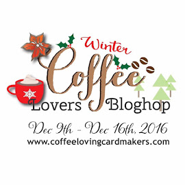Winter Coffee Lovers Blog Hop.