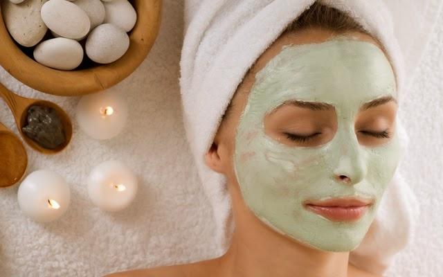 Máscara caseira facial diminuir oleosidade pele