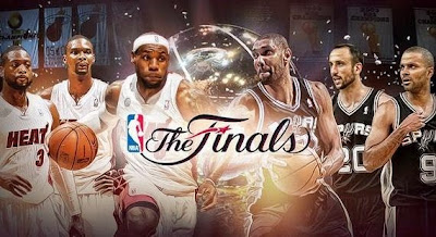 Gran Final de la NBA, San Antonio y Miami 2-1 lidera Spurs)
