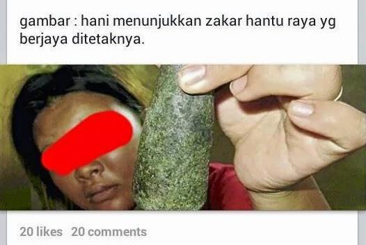Cerita HANTU Kena TETAK Di TUMPAT Kelantan