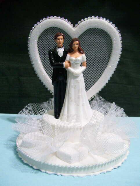 Muñecos de torta divertidos; Bodas y divorcios.
