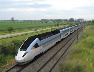 القطار فائقة السرعة