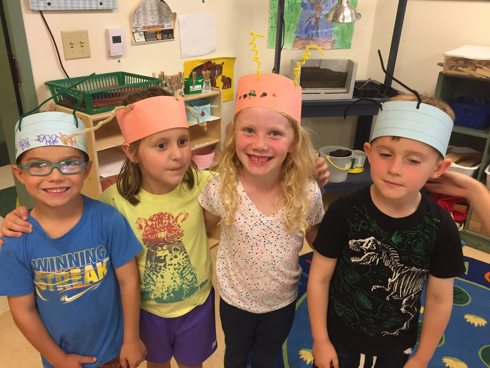 Insect Headbands!